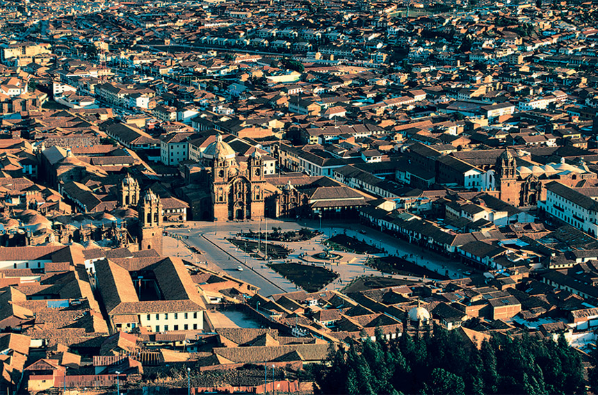 Cuzco - Enjoy a traditional meal in the home of a local family, visit the Pre-Columbian Art Museum, and see the ruins of Sacsayhuaman.