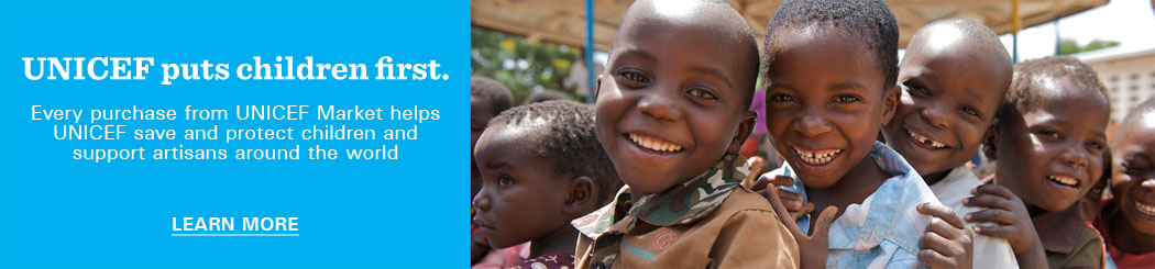 UNICEF Market blog