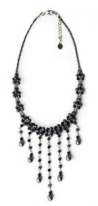 Thai Pearl Waterfall Necklace