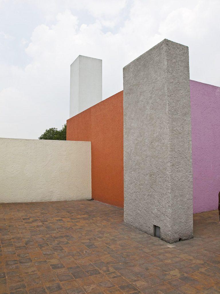 Luis Barragán House and Studio - Rooftop Patio