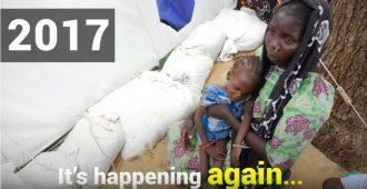 Famine is happening again