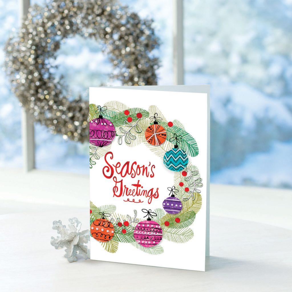 Unique Christmas Cards.Unique Christmas Cards To Brighten The Holiday Season