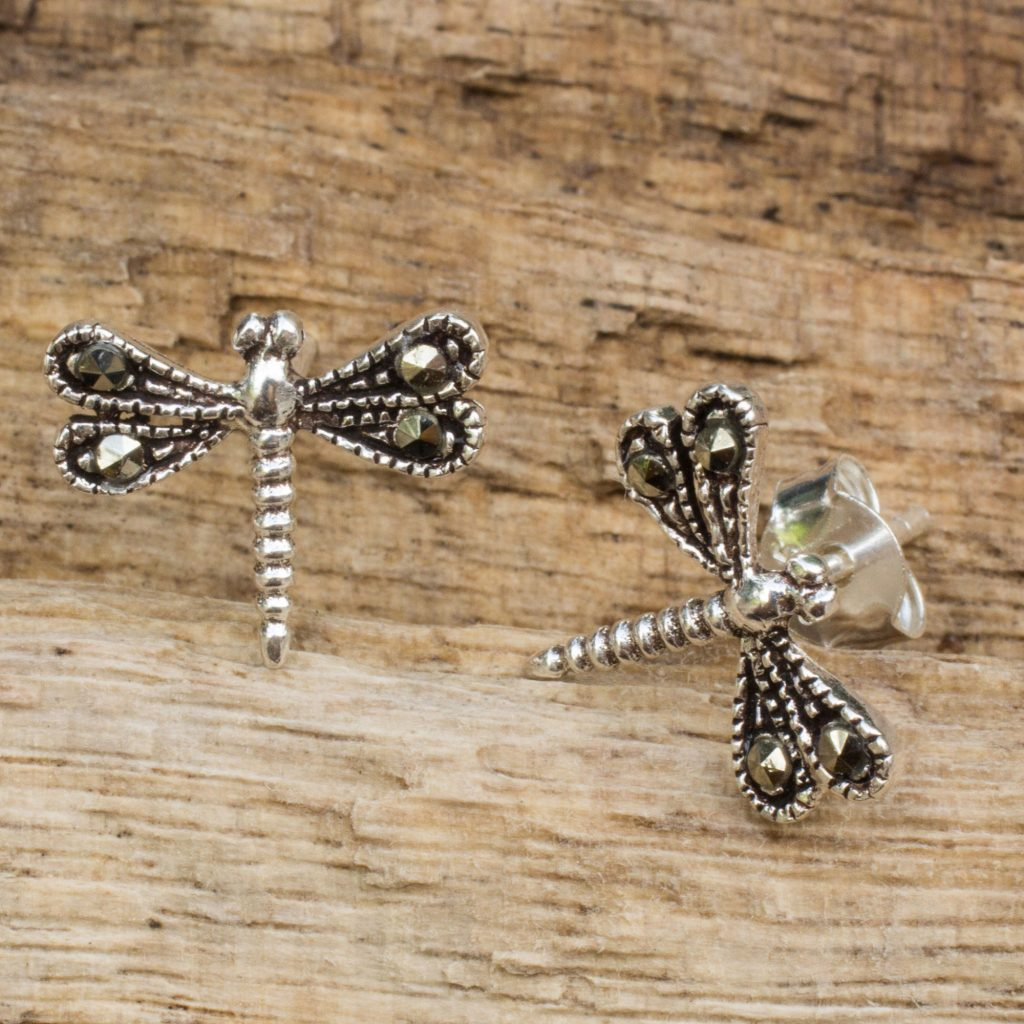 15 Gorgeous Dragonfly Jewelry Pieces