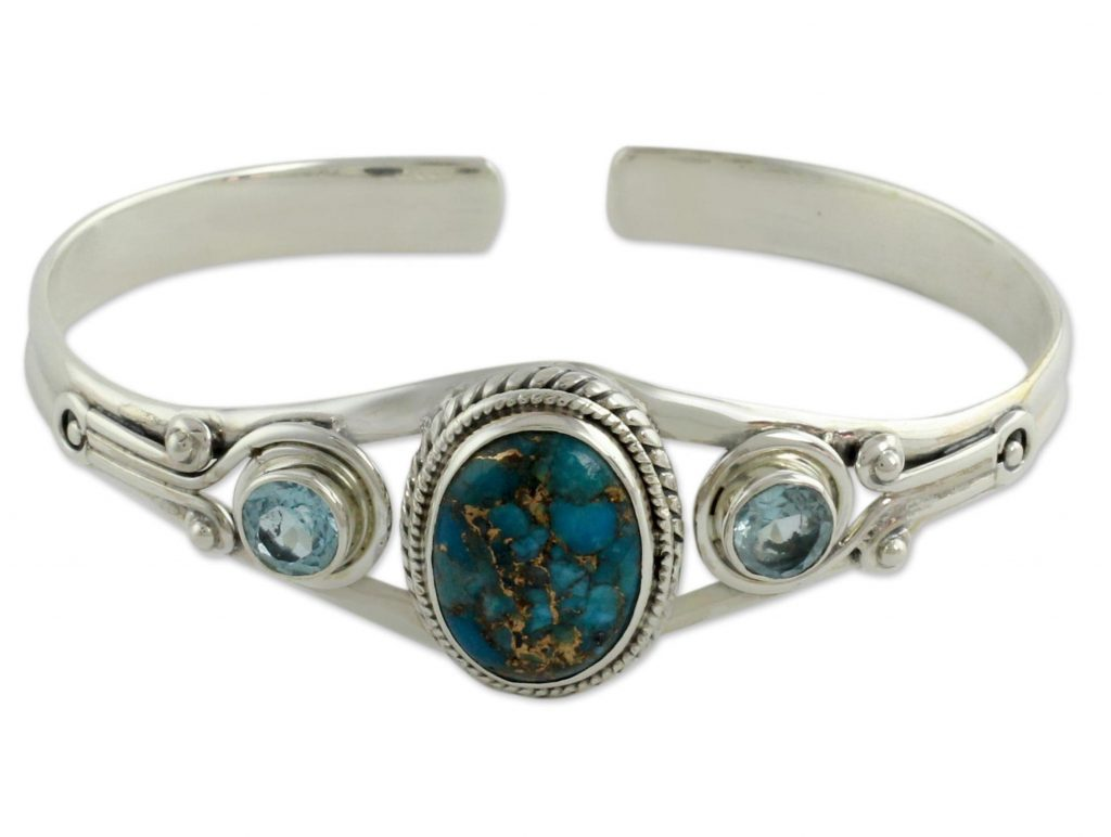 Beat the Winter Blues with Turquoise and Topaz Birthstone Gifts