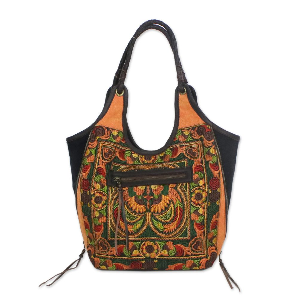 Watch How It's Done: The Making of a Hill Tribe Textiles Bag